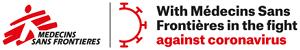 Spende an Ärzte ohne Grenzen für den Kampf gegen Covid-19