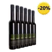 6 x Natives Bio-Olivenöl Extra Oleura Arbequina 500 ml