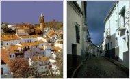 Jabugo (Huelva, Spanien)