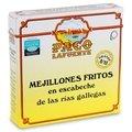 Miesmuscheln pikant mariniert (en escabeche) aus den galizischen Rias Paco Lafuente 8/10 111 gr