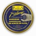 Sardinen in Olivenöl Los Peperetes 150 gr (Sardinillas)